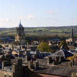 Oksfordas - senas miestas