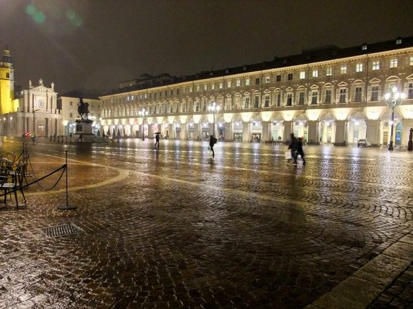 Vakaras Turine