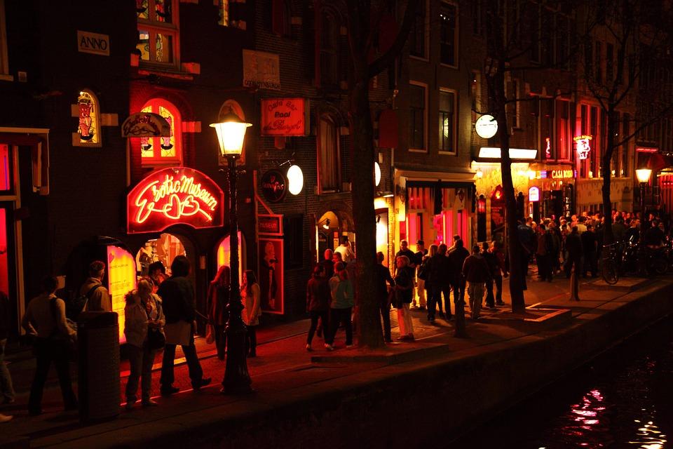 Amsterdamas – lankytinos vietos