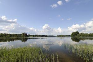 Estija garsėja ežerais