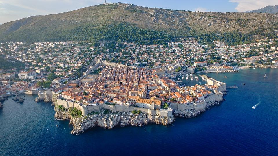 Dubrovnikas Kroatija