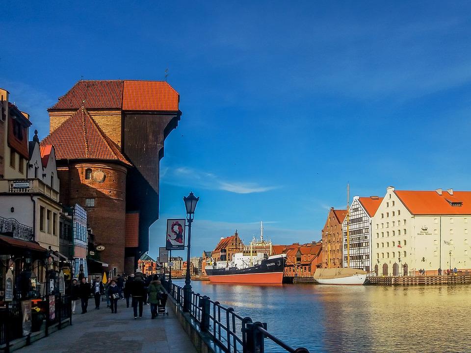 Gdansko savaitgalio kelionė