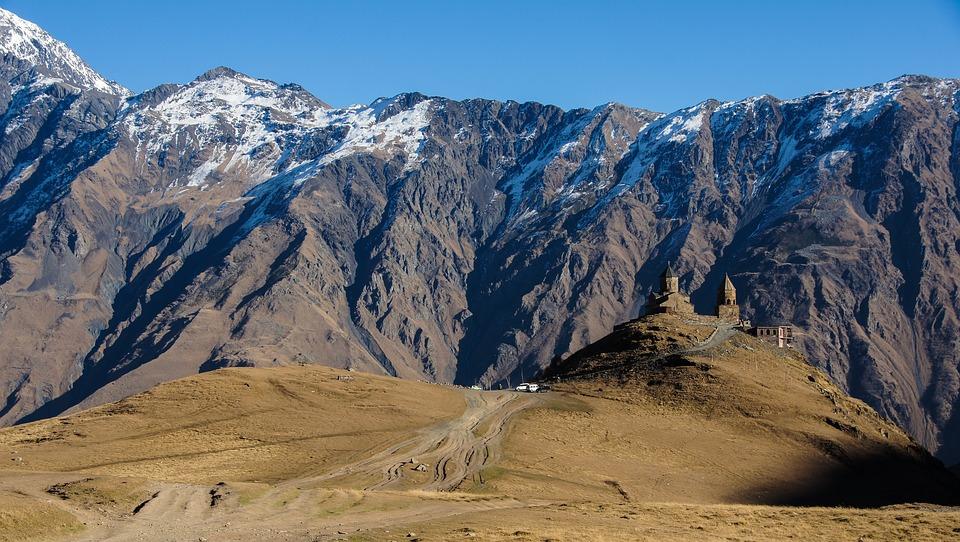 Gruzijos kalnai