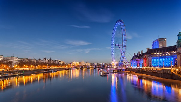 Londonas – lankytinos vietos