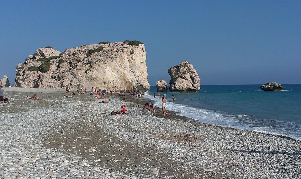 Paplūdimys Kipre