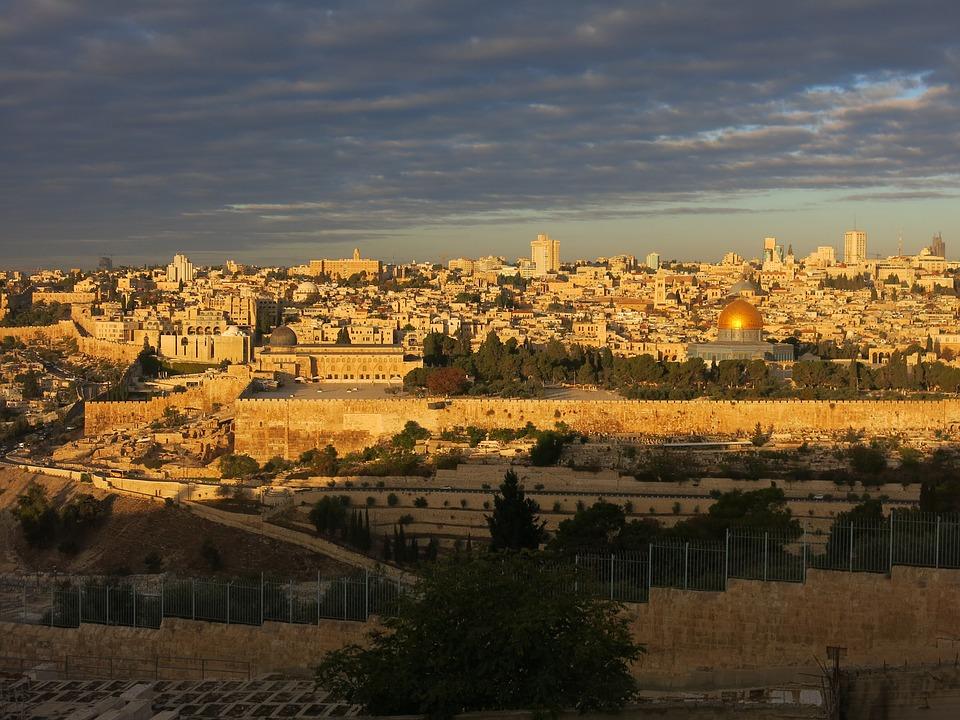 Jeruzalė Izraelis