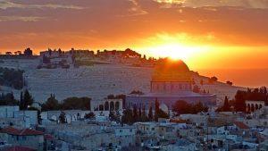 Saulėtekis Jeruzalėje