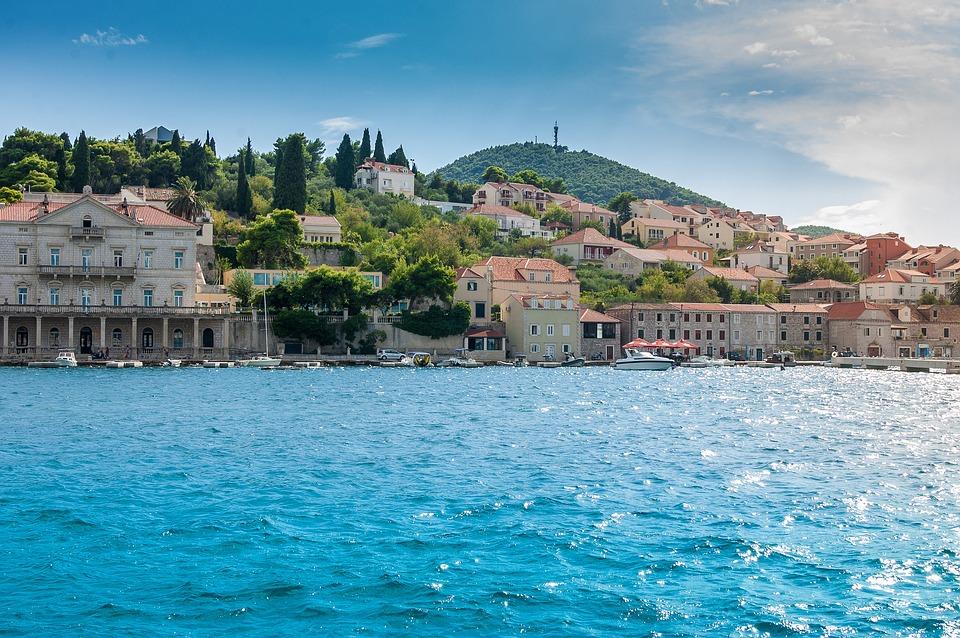 Kroatija jūra