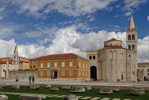 Zadaras – lankytinos vietos