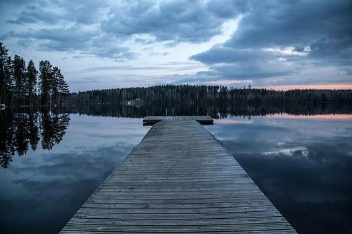 Suomija - ežerų kraštas