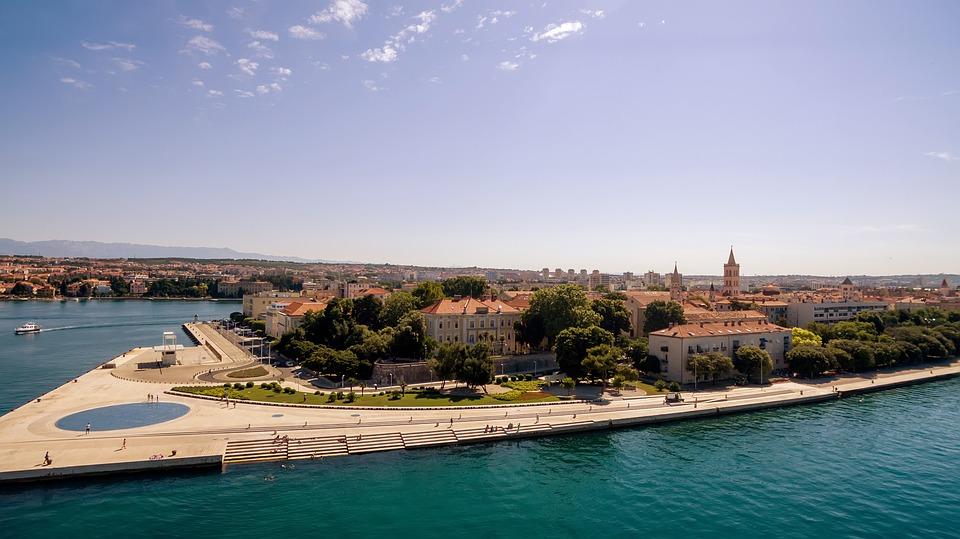 Zadaras - miestas prie jūros