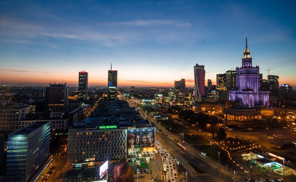 Varšuva – lankytinos vietos