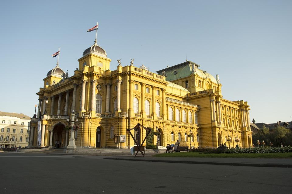 Zagrebas – lankytinos vietos