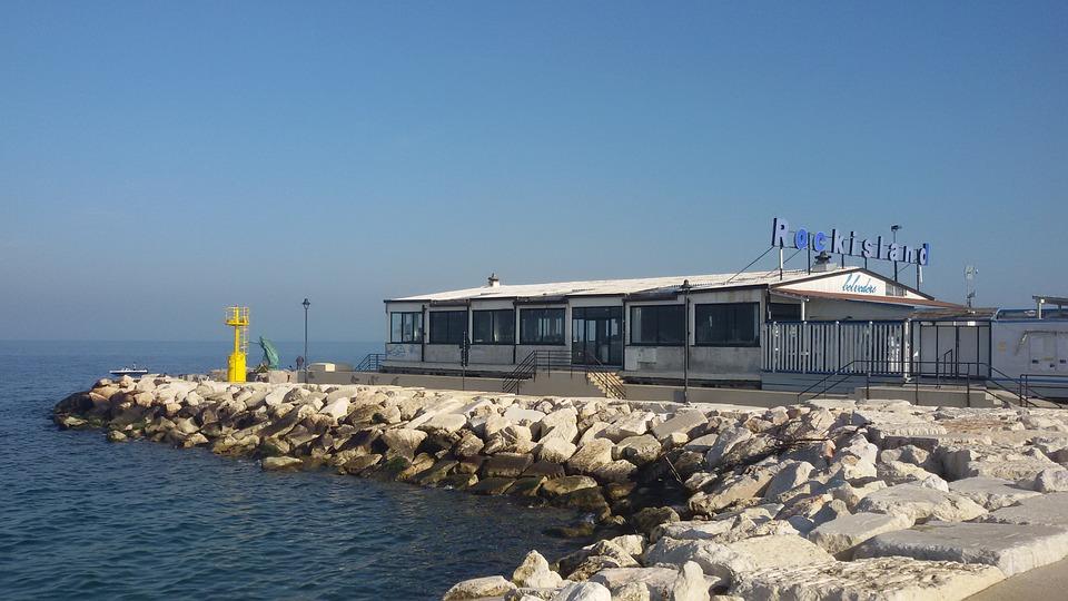 Riminio pakrantė