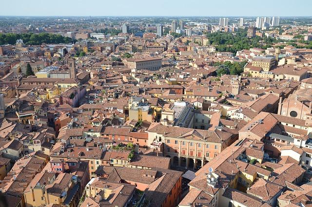 Bolonijos miestas