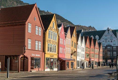 Bergenas – lankytinos vietos