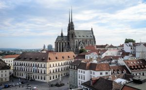 Brno miestas Čekijoje