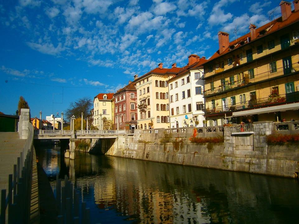 Liubliana – lankytinos vietos