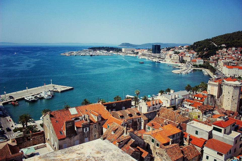 Splitas – lankytinos vietos