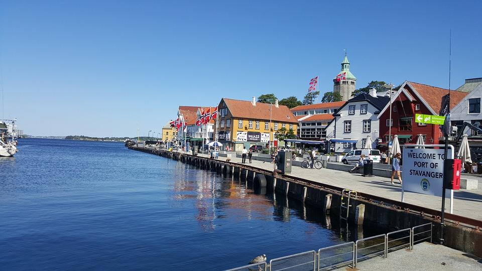 Stavangeris – lankytinos vietos