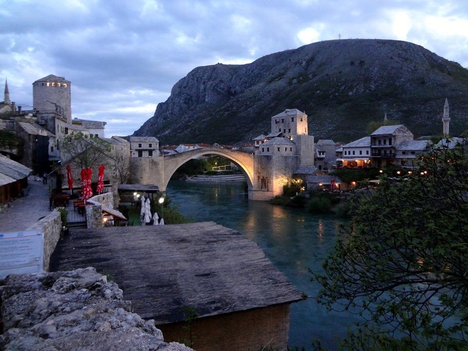 Bosnija ir Hercegovina – lankytinos vietos