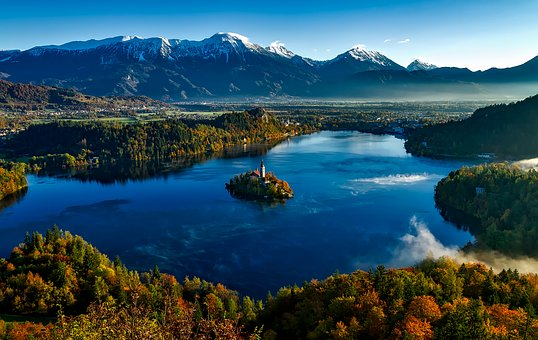 Slovėnija – lankytinos vietos