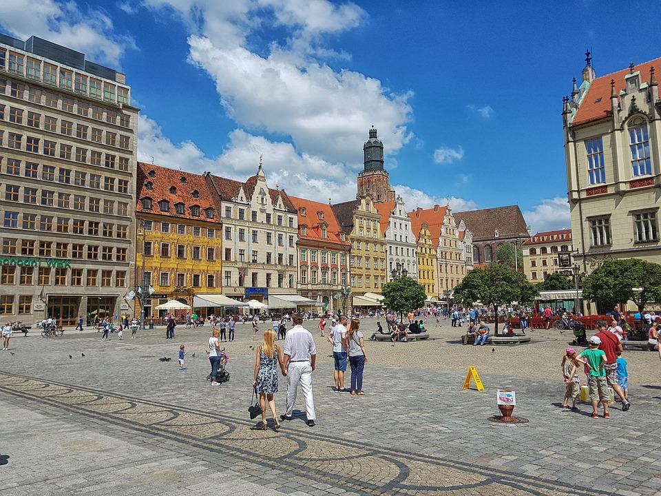 Vroclavas – lankytinos vietos