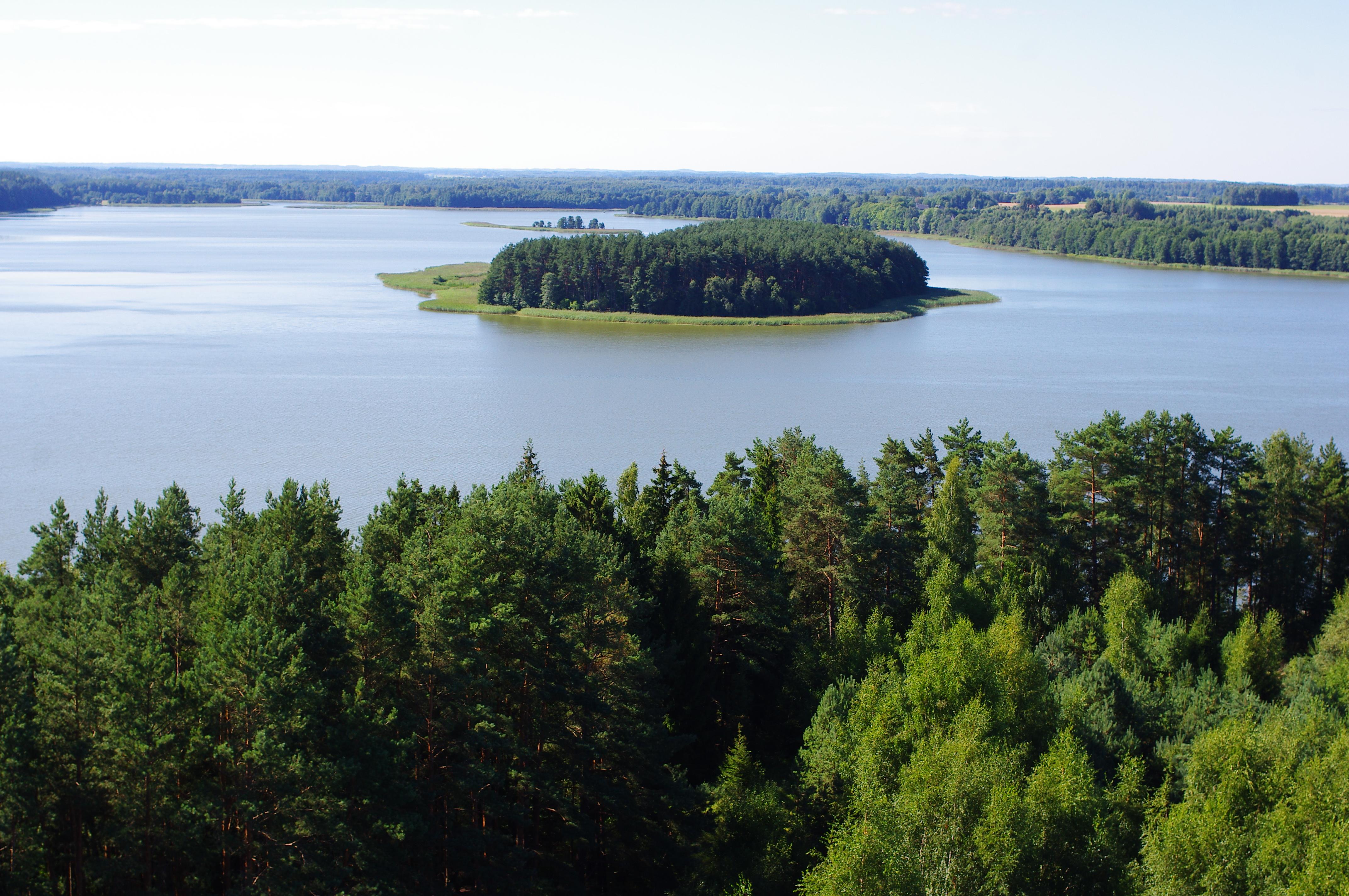 Įdomiausios vietos Lietuvoje (1 dalis)