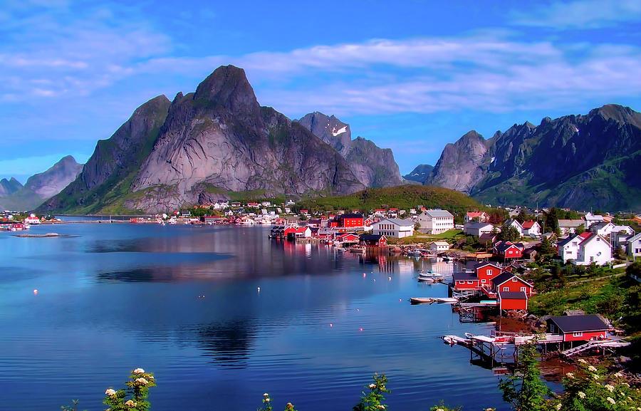 Norvegija – lankytinos vietos