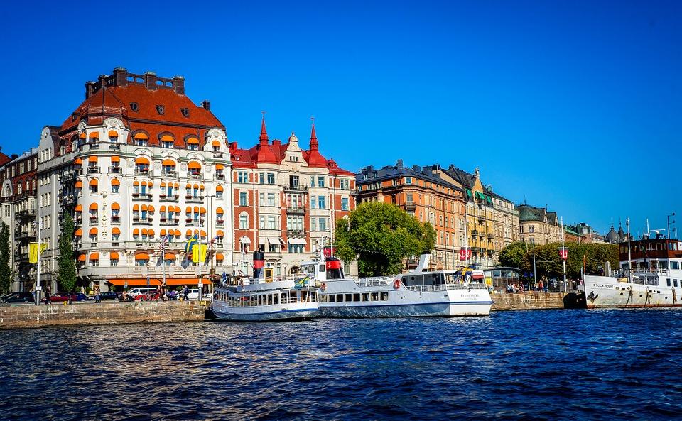 Švedijos lankytinos vietos
