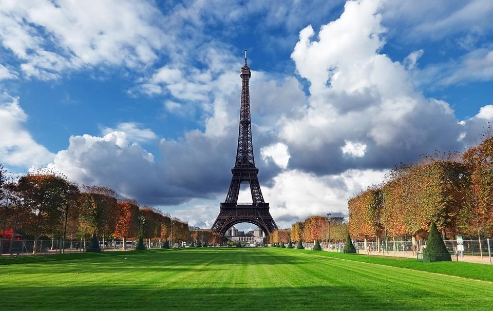 Prancūzija – lankytinos vietos